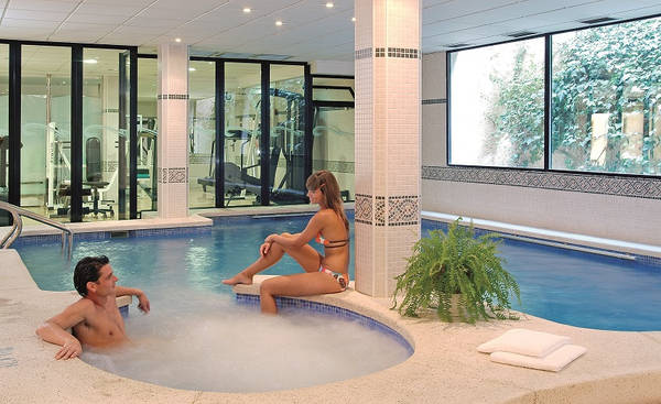 Hotels amb wellness